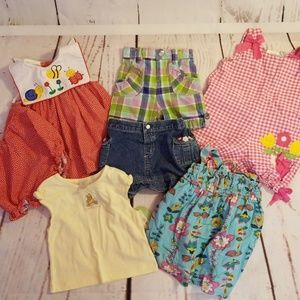 24 months bundle of outfits old navy plus more